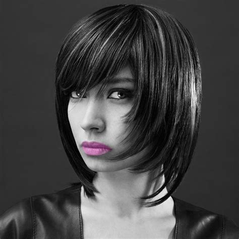 photo very short a frame bob 84 best short hairstyles images on pinterest short