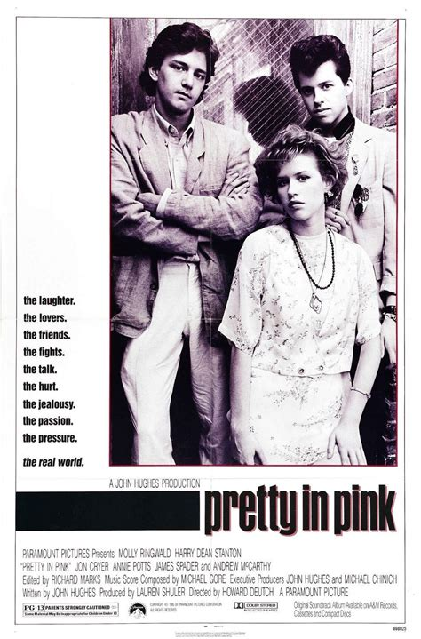 Pretty In Pink by 20 Things You Never Knew About Pretty In Pink Beyond
