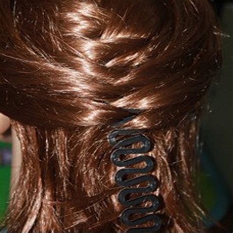 Ponytail Hairstyles Accessories by 1pcs Hair Braiding Braider Tool To Weave Hairstyles