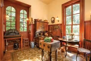 kitchen victorian homes