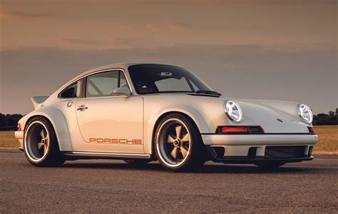 Porsche 911 Singer by New Singer Porsche 911 Dls Revealed Uses Williams Tech