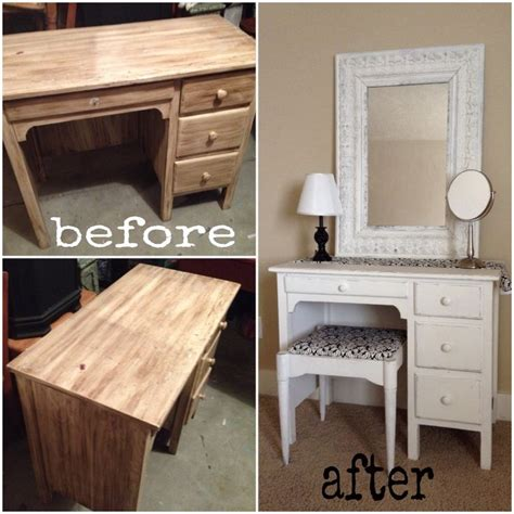 Diy Desk Vanity 25 Best Ideas About Vanity On Pinterest Diy Makeup Vanity Makeup Desk With Mirror And