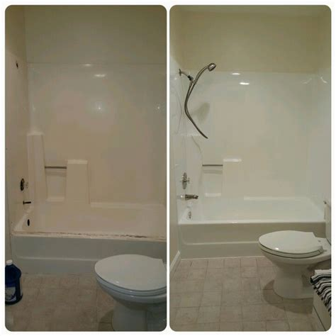 painting fiberglass bathtub shower 17 best ideas about bathtub reglazing on pinterest clawfoot bathtub restoring old