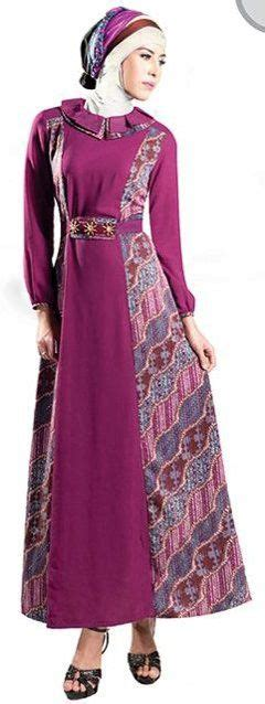 The Best Baju Gamis Venty Slit 2 By Rn 25 best images about trend baju batik terbaru on