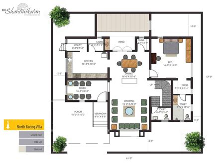 floor plan of a bungalow kerala house exterior designs las vegas exterior house
