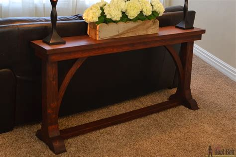 Narrow Sofa Table Buildsomething Com Thin Sofa Table