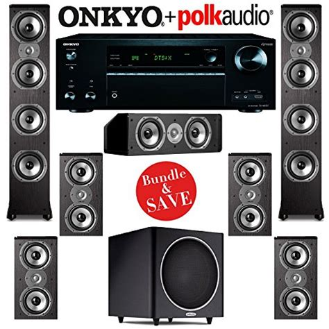polk audio tsi 500 7 1 home theater speaker system with