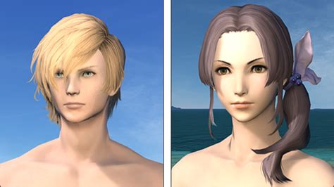 ffxiv change hair colour patch 3 1 notes full release final fantasy xiv the