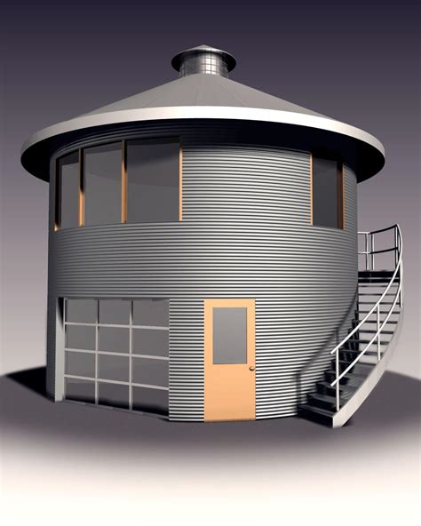 grain silo home plans grain silo house history