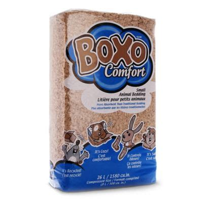 boxo bedding buy easy clean 40 liter small animal pine pet bedding in