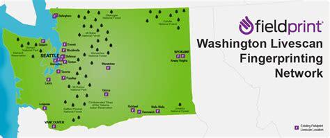 Fingerprint Background Check Locations Fieldprint Fingerprinting Serving Washington Home