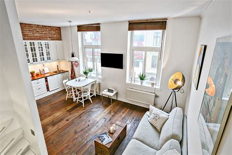 studio apartment size this bright 323 sq ft studio apartment looks triple its