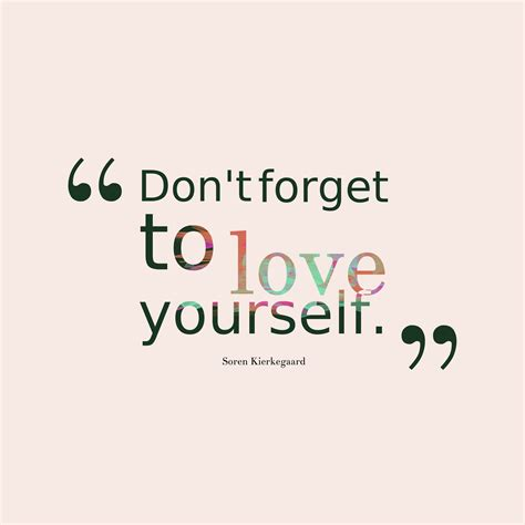 love yourself quotes quotesgram