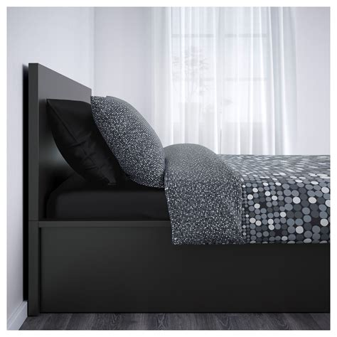 ikea ottoman bed malm ottoman bed black brown standard double ikea