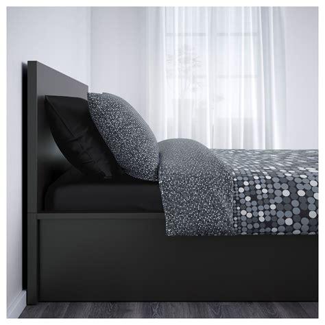 Ikea Ottoman Bed Malm Ottoman Bed Black Brown Standard Ikea