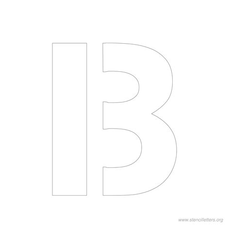 printable stencil letters 4 inch alphabet printable images gallery category page 1
