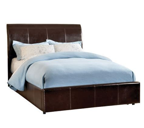 qvc beds hillsdale furniture marmel queen bed qvc com