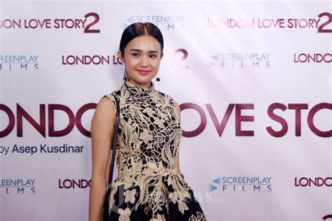 michelle ziudith di film london love story michelle ziudith main film london love story 2 foto 5