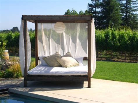 cabana bed outdoor cabana beds bing images