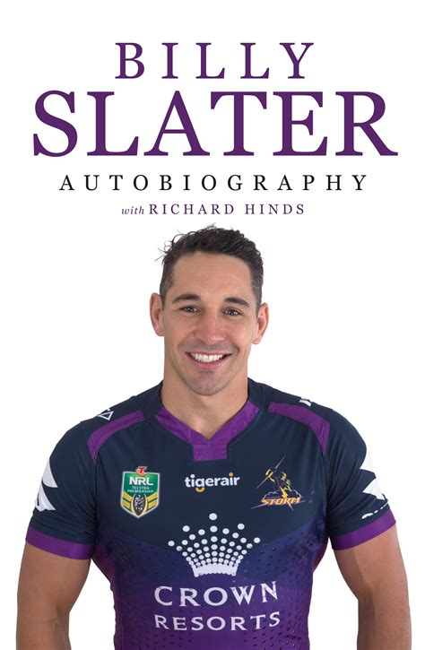 billy slater autobiography books billy slater autobiography penguin books australia