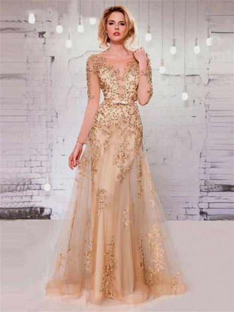 formal long sleeve lace prom dress long sleeved lace prom dress prom dress style