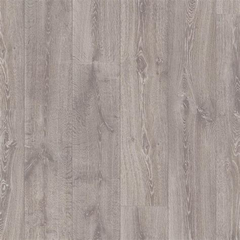 shop pergo silver oak wood planks laminate flooring sle at lowes com