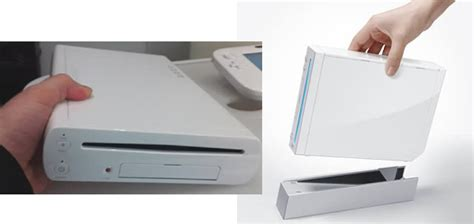 how much is the wii u console wii u vs wii size comparison nintendotoday