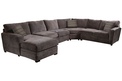 right arm sectional breeze right arm facing sectional