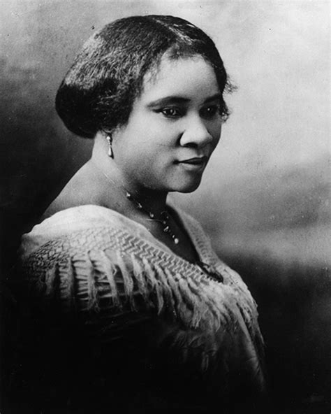 Madam C J Walker celebrate women s history month with downtown s