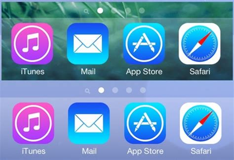 dock themes for iphone cydia ios 7 dock theme thebigboss org iphone software apps