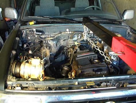 1994 Toyota 4runner Supra Engine Swap
