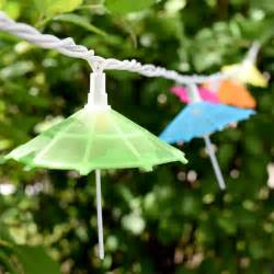 solar patio string umbrella lights mini umbrella string lights 10 lights