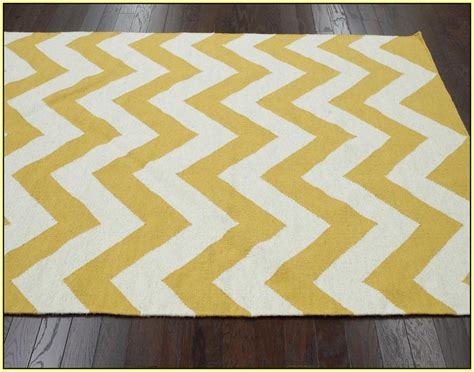 Yellow Chevron Area Rug Yellow And Gray Chevron Rug Rugs Ideas