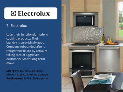 kitchen appliance brands top 10 luxury kitchen appliance brands