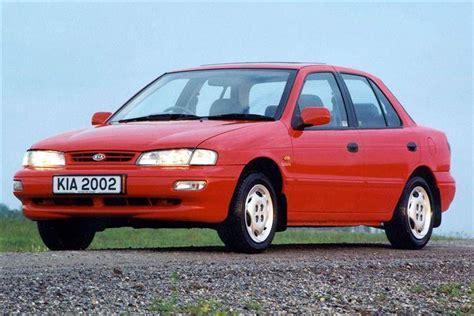 Mentor Kia Used Cars Kia Mentor 1994 2001 Used Car Review Car Review