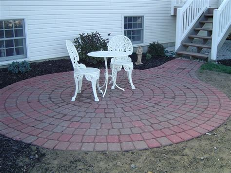 Paver Patio Installation Kunco Landscape Paver Patio Installation