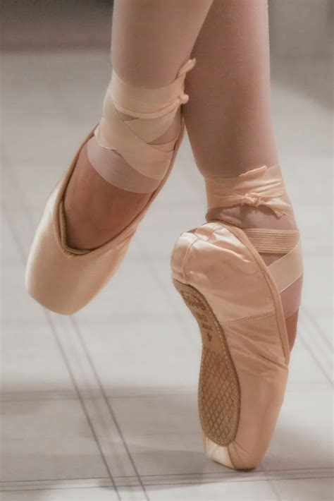 ballet toe shoes for the of a beautiful ballerina