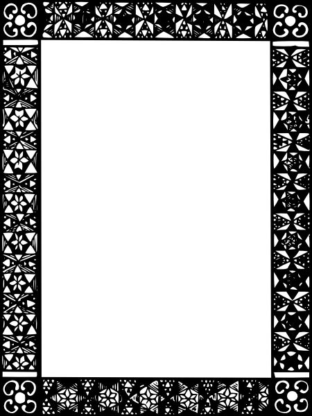 muslim wedding border png  muslim wedding borderpng