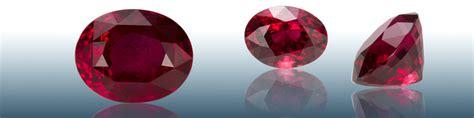 ruby gemstones king gems