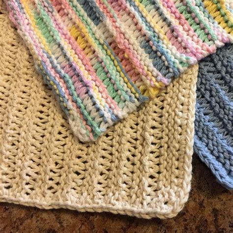 knitting pattern errors the beginner knitter learn to knit a dishcloth knitting