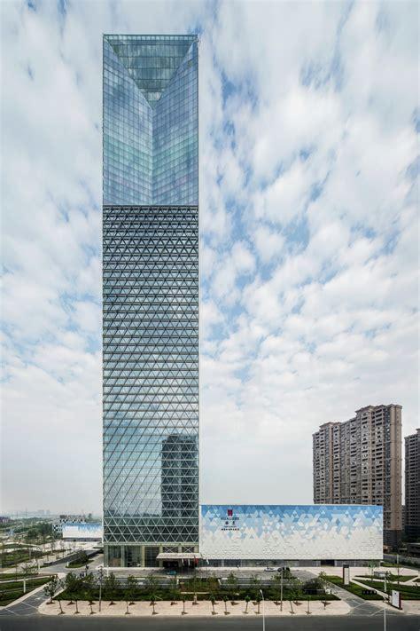 gallery of jiangxi nanchang greenland zifeng tower som 8 jiangxi nanchang greenland zifeng tower som archdaily