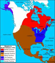 america 1783 map hist110 unit2 rev html