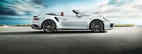 Porsche 911 Turbo Cabrio by 911 Turbo S Cabriolet Porsche Dk