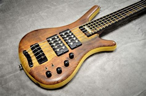 warwick corvette special edition quot the quot musical