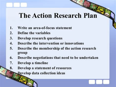 themes in education action research action research in education ppt