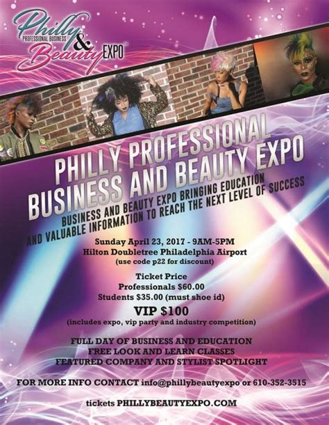 be beautiful expo philadelphia professional business and beauty expo comes to