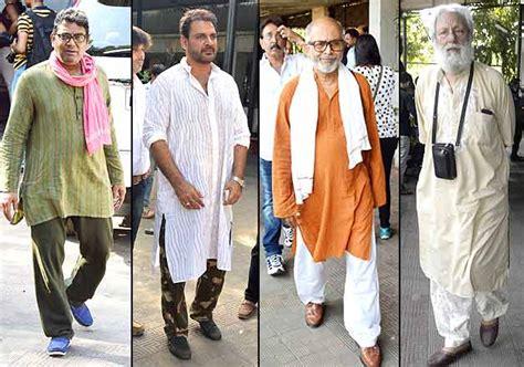 vineet shivpuri sudha shivpuri funeral pics indiatv news