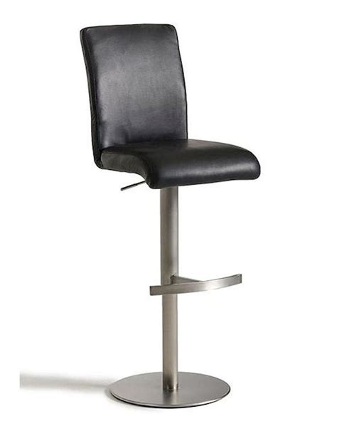 Modern Bar Stools Leather by Modern Eco Leather Bar Stool 44br1206