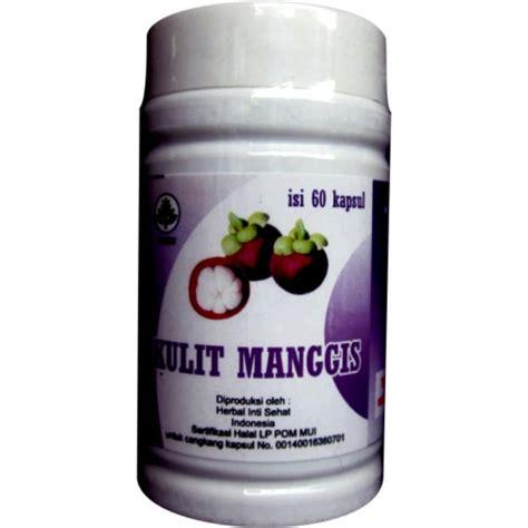 Obat Herbal Kulit Manggis Garcia esktrak herbal kulit manggis sehatherba