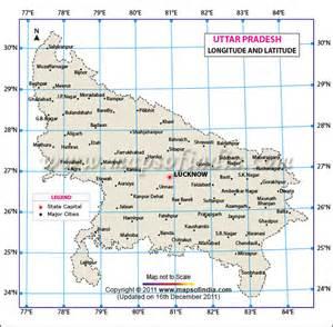 Time Table Sheet Latitude And Longitude Of Uttar Pradesh Lat Long Of Uttar